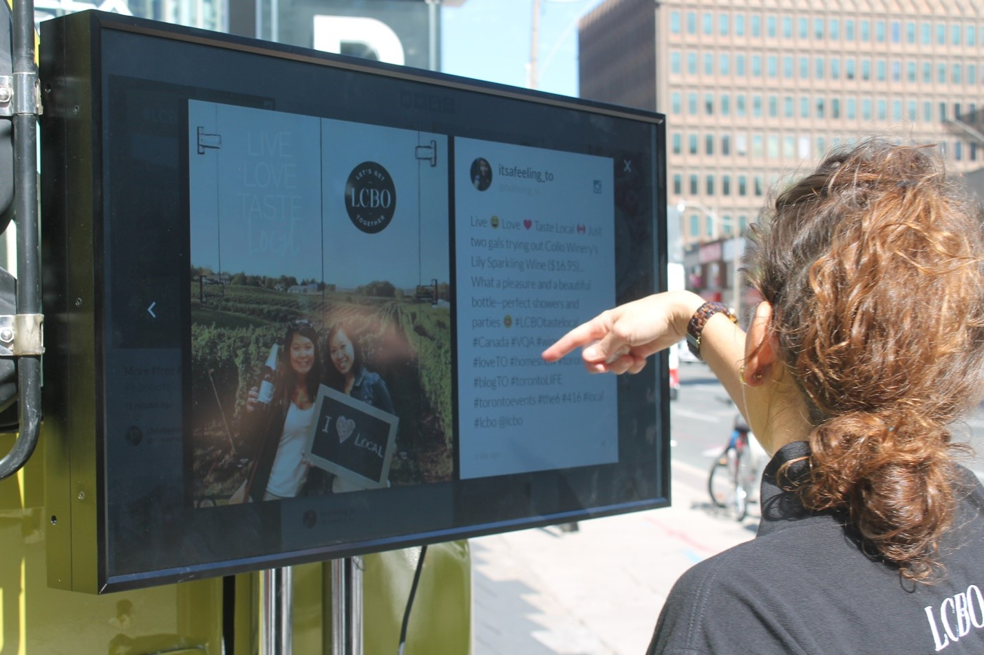 Mobile Experiential Marketing Trends Toronto LCBO